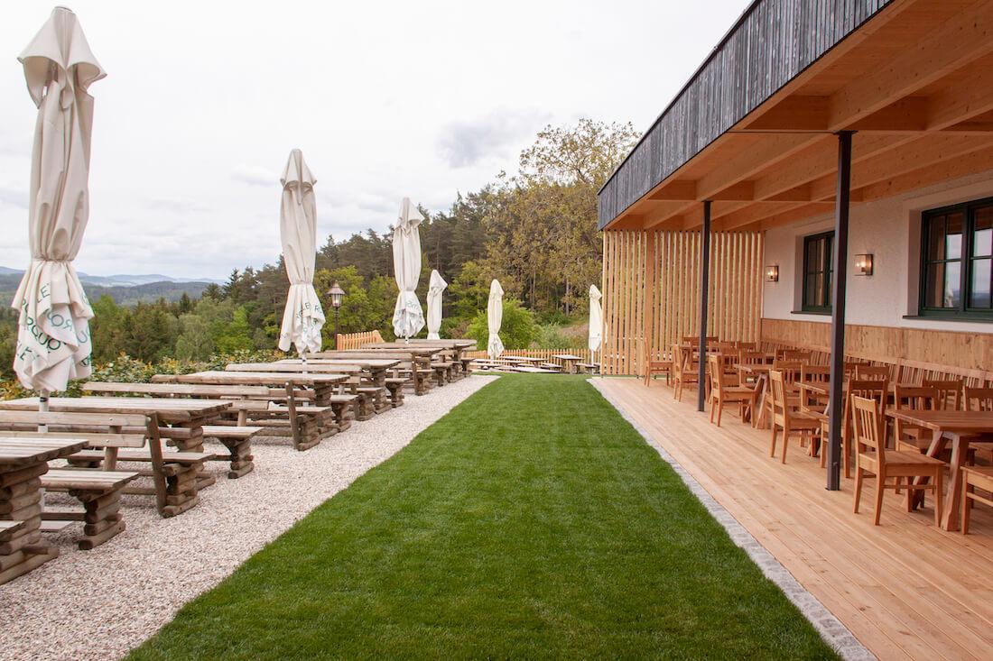 Mirellenstüberl - Garten